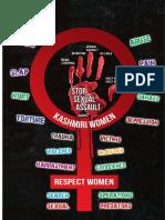 Sexual Assault Against Kashmiri Women (1)