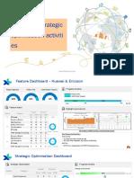 Feature & Strategic Optimisation Activities