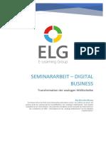 Seminararbeit Digital Business T2