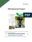 Hydro Power Summary