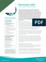 Dorrington, Dr Alex Microscopic colitis_A4_141220 PDF