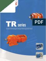 Brosur Transmax Helical Gear Tr
