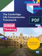 CambridgeLifeCompetencies CriticalThinkingBooklet ISSUU 092020 21