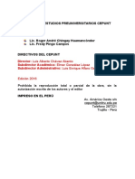 Libro de Comunicación CEPUNT - PREUNIVERSITARIO