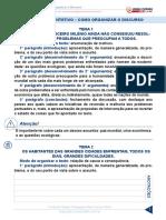 Aula 18 [PDF]- Texto Argumentativo - Como Organizar o Discurso