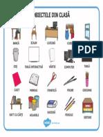 Obiecte Din Clasa - Plansa