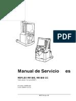Toyota Manual Reparos Sms Reflex - Nova Bt