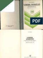 Gramatica VIII 1984