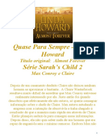 Linda Howard - Sarah's Child 2 - Quase Para Sempre (Max e Claire)