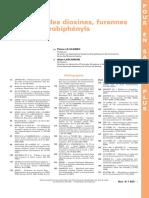 Réduction des dioxines, furannes et polychlorobiphényls - ti800Pesp-g1820