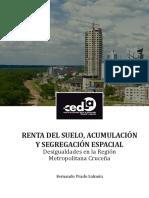 Renta Del Suelo Acumulacion y Segregacion Espacial