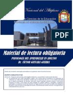 TEXTO DE LECTURA OBLIGATORIA- PSICOLOGIA DEL APRENDIZAJE DEL ADULTO (1)