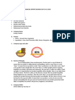 Financial Report Beta-2