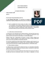 Guía de Trabajo Número 3 - Laura Olarte