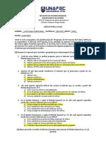 1.1. EJERCICIO PARA LA CLASE NO. 1