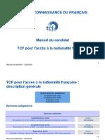 Manuel Candidat Tcf Anf Organized