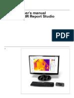 Manual - FLIR Report Studio