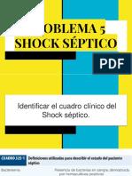 Problema 5 Diapositivas Shock Séptico