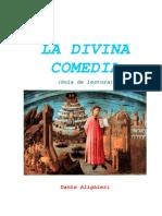 CLAVES DE INTERPRETACION DE LA DIVINA COMEDIA