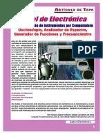 Pan¦âol de Electro¦ünica