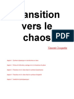 Transition vers le chaos-V. Croquette