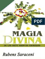 Magia Divina Siete Hiervas Sagradas