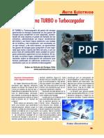 El sistema turbo cargador
