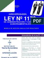 Diapositivas LEY 1178