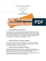 Examen Electroquímica
