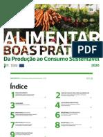 Alimentação- Boas Pràticas Da_Produção Ao Consumo Sustentável 2020