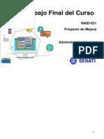 Naid Naid-631 Trabajofinal
