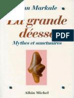 Jean Markale - La grande deesse