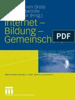 2008 Book InternetBildungGemeinschaft