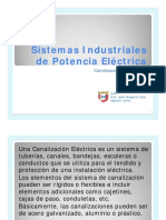 Canalizaciones electricas normalizadas segun el codigo electrico nacional