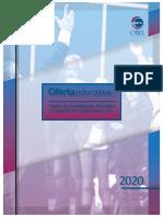 Catalogo de Cursos 2019 2020