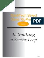 ContiTech Retrofitting Rip Protect Loop Manual - Version 20150915 ANTENA