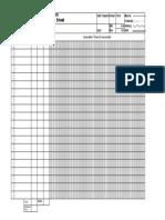 Standard Work Combination Sheets