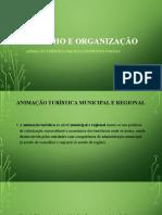 6 - Animação Turistica regional e municipal