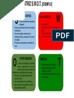 Analise do curso_S.W.O.T