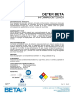 DETER BETA