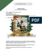11examen Parcial Ética y Deontología Profesional