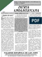 Patria Hispanoamericana 26
