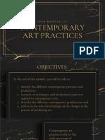 Cpar m10 Contemporary Art Practices