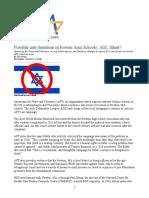 2013-11-16 - Israel National News - Possible Anti-Semitism in Boston Area Schools ADL Silent (2)