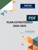 plan estratégico-Materiales y suministros mineros