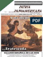 Patria Hispanoamericana 31
