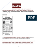 2014-01-17 - Front Page Magazine - ADL Boycotts Jewish Newspaper