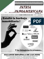 Patria Hispanoamericana 33
