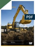 Cat 320 Next Gen Excavator Brochure