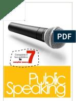 Public Speaking - Conquista il tuo pubblico in 7 semplici mosse